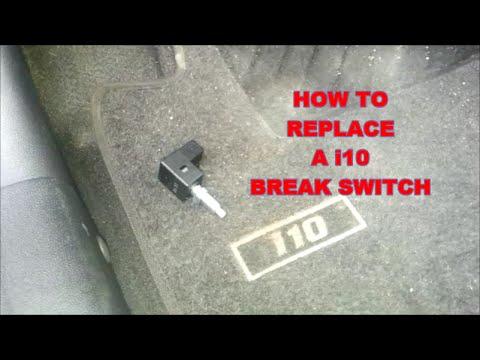 Hyundai Brake Switch Replacement Doovi