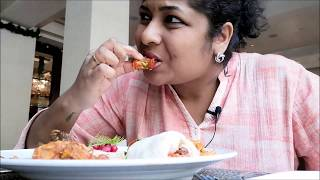 Day in my life vlog Tamil | Exotic lunch at Leela Palace | Tasting Duck Curry | Inside Leela Palace