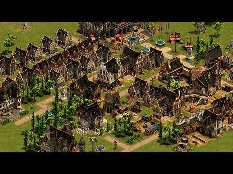 Обзор лучшей браузерной стратегии - Forge Of Empires