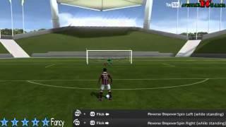 FIFA 13 All 50 Skills Tutorial HD