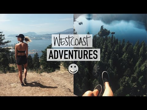 Exploring BC : Kelowna, Penticton, Golden Ears  | MEL WEEKLY #30