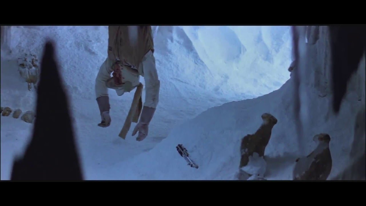 How To Make Animated Wallpaper The Wampa Cave The Empire Strikes Back Original 1980 Hd