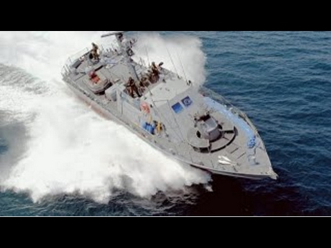 NATO Military SUPER FAST patrol boat for improved National Security
