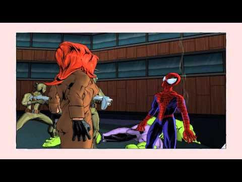 Прохождение Ultimate Spider man #5.Комиксы не для детей.