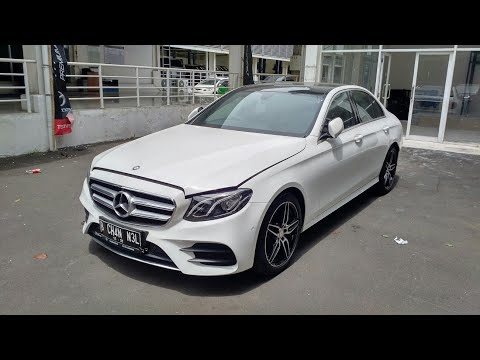 In Depth Tour Mercedes Benz E300 AMG W213 - Indonesia