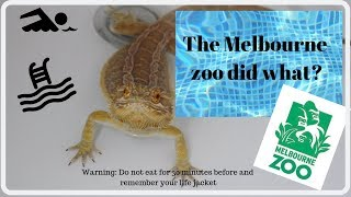 The Melbourne Zoo did what? | WinslowThaDragon