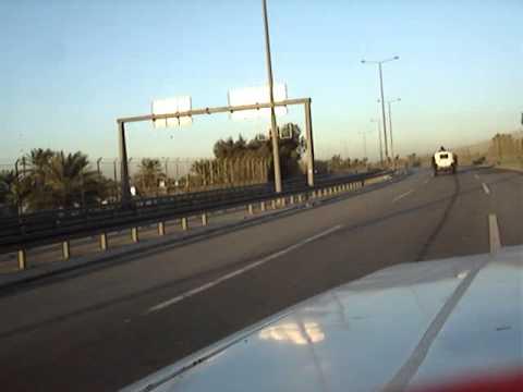 Route Irish, Baghdad, Iraq, PSD (Nov 2005)