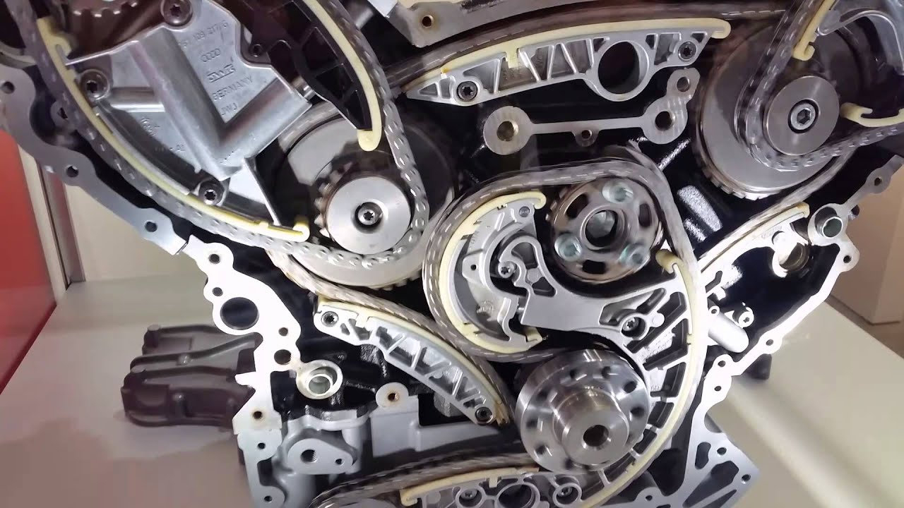Automechanika 2014 Iwis Audi Timing Chain Kit Youtube