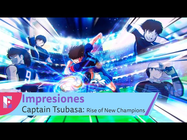 Captain Tsubasa: Rise of New Champions - Impresiones