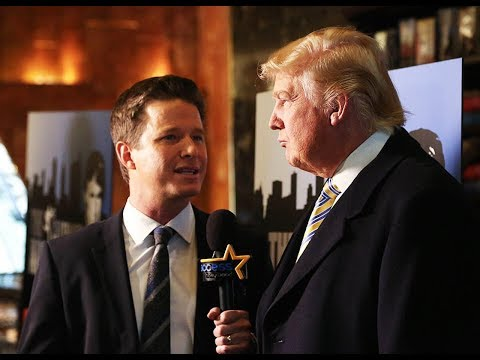 Billy Bush: Trump Lying About Access Hollywood Tape