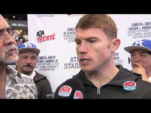 """I'M GOING TO BE WORLD CHAMPION AGAIN!"" - CANELO EXCLUSIVE INTERVIEW"