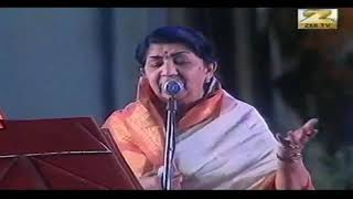 Tu Mere Saamne Lata Mangeshkar Udit Narayan Hyderabad Concert
