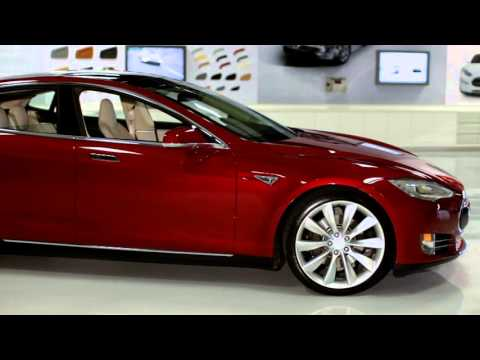 Tesla Introducing Model S