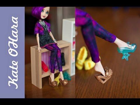 Обувь и одежда для куклы. #Обзор моих покупок на #AliExpresse, часть2.