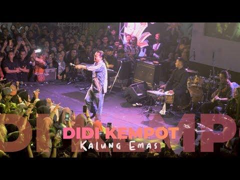 Didi Kempot - Kalung Emas, Live at (FIB UGM)