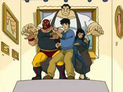 Jackie Chan Adventures Season 2 Episode 9 The Eighth Door from YouTube · Duration:  23 minutes 56 seconds