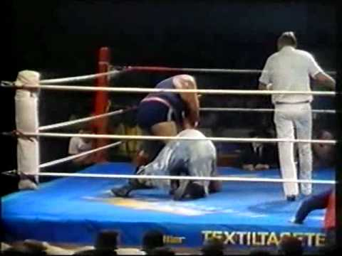 Catchen/Wrestling Otto Wanz vs Sailor White (Moondog King) Graz 11.07.81 T4
