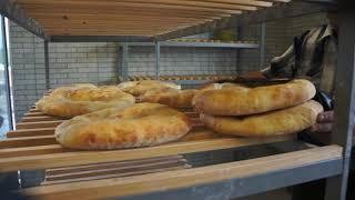 Шоти (Лаваш) — традиционный хлеб Грузии