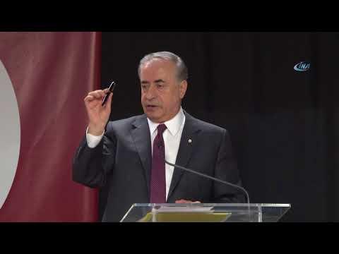 Galatasaray Başkanı Mustafa Cengiz:
