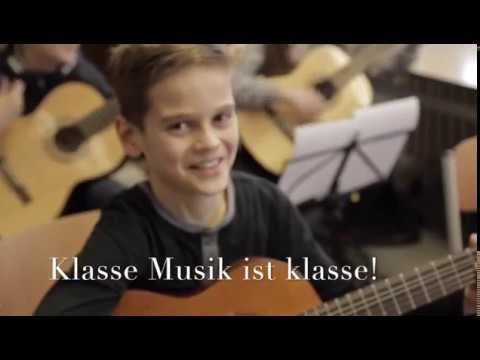Musikunterricht an der Inselschule