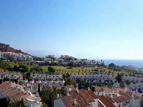 Coastal Views from  Penthouse in Balcones de Los Hidalgos, Duquesa