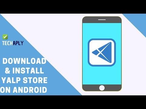 How to download & install Yalp Store on Android - YouTube