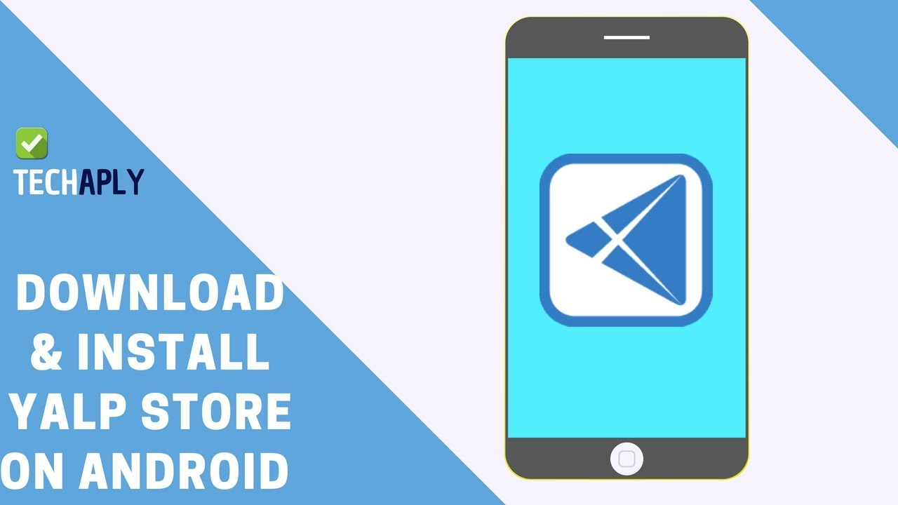 How to download & install Yalp Store on Android