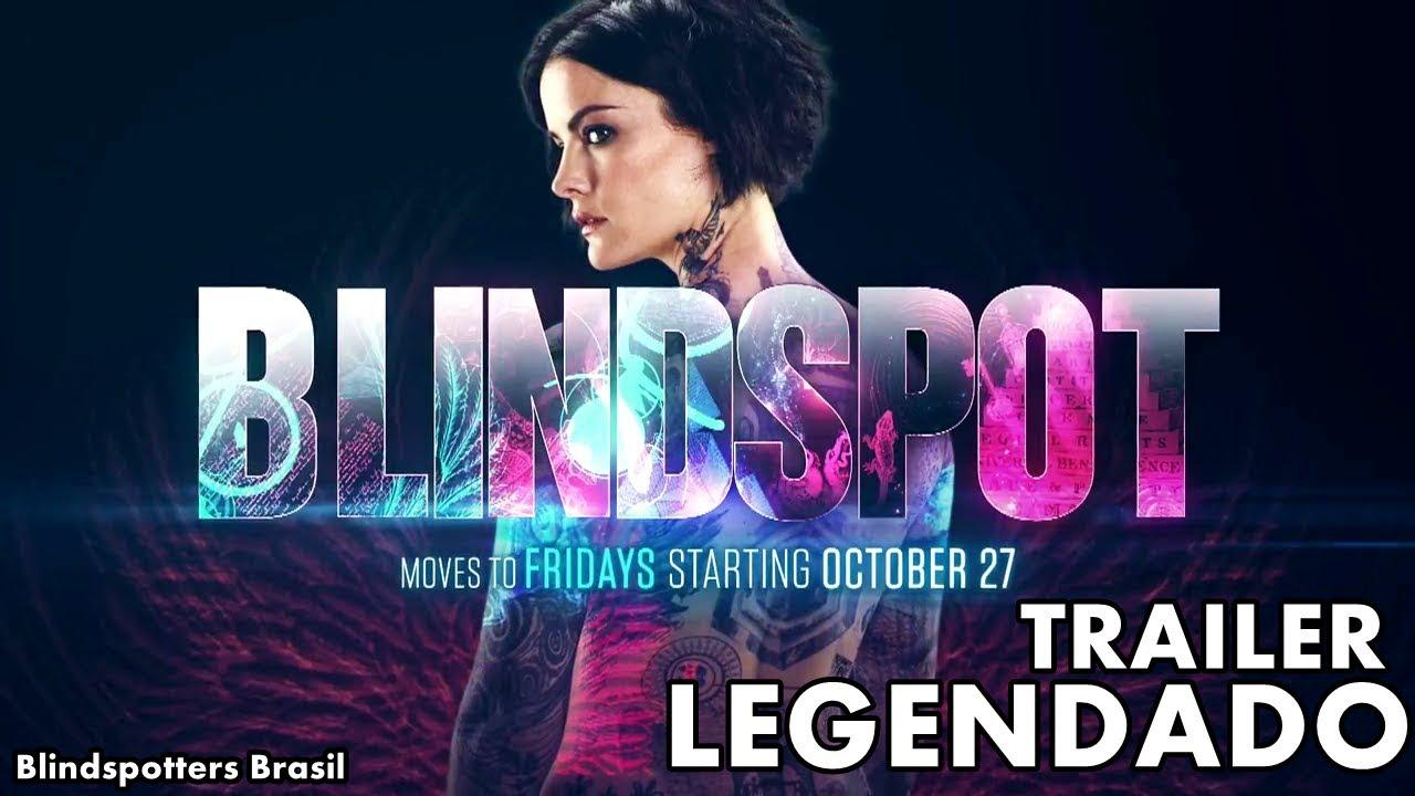 Blindspot Trailer