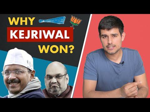 Why Kejriwal Won?