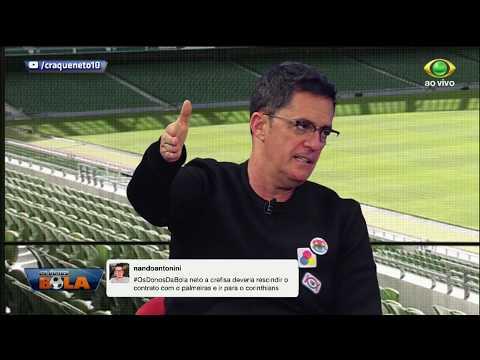 F. Fernandes: Dificuldade Do Palmeiras é A Guerra De Poder