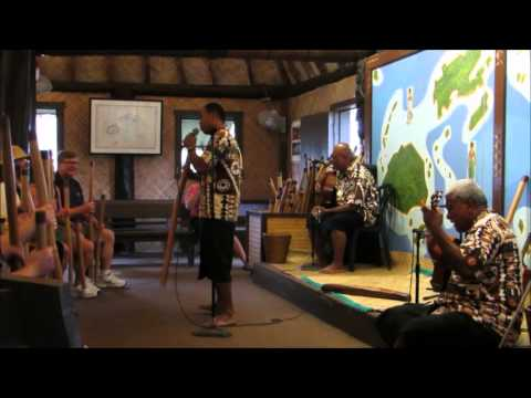 Polynesian Cultural Center - Fiji