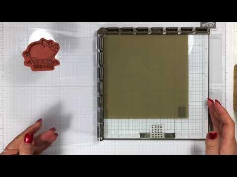 Mirrored Image Stamping
