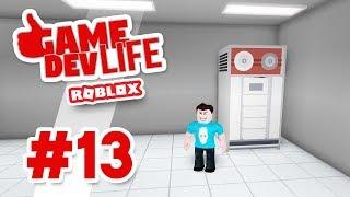Jeu Dev Life #13 - THE SERVER ROOM (Roblox Game Dev Life)