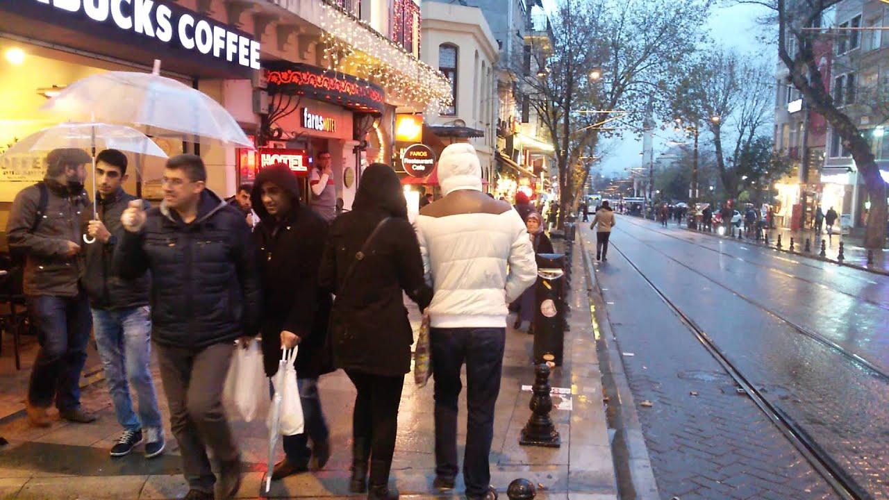 جولة في شوارع اسطنبول Youtube Youtube World Music