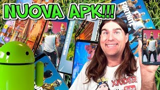 *DOWNLOAD NUOVA APK FORTNITE ANDROID!!! * DOWNLOAD NEW FORTNITE ANDROID APK!!!