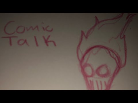 Comic Talk (1) [Ghost Riders Orgin]