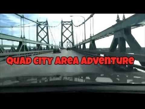 Vlog #519 Quad City Area Adventure