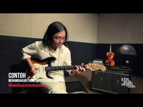 Belajar Gitar : Teknik Boom Chick - Kevin Nikolas