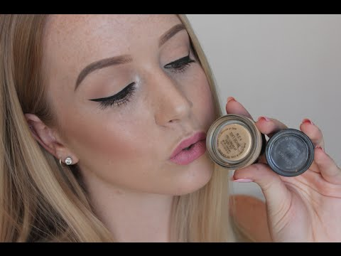 Eye-makeup For OILY EYELIDS!