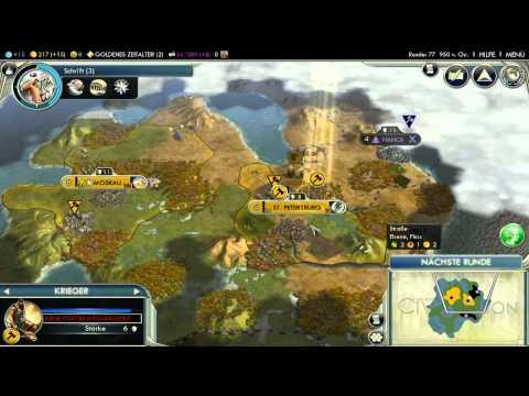 Let's Play Civilization 5 HD Part 8 - Goldenes Zeitalter |