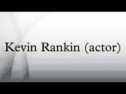 Kevin Rankin actor
