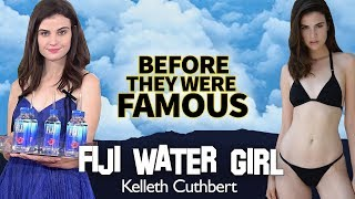 Fiji Water Girl | Before They Were Famous | Kelleth Cuthbert | Golden Globes 2019
