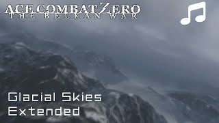 """""""Glacial Skies"""" - Ace Combat Zero OST (Extended)"""
