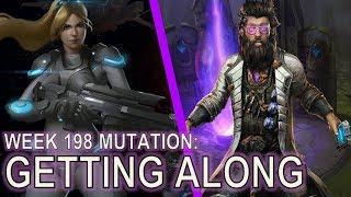 Starcraft II: Getting Along [Hero Solo]