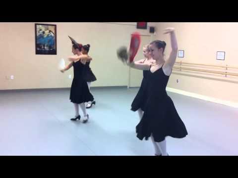 Brevard Ballet Academy Students