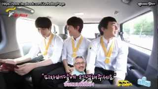 [Thai suB] 2PM Mr.Pizza Delivery Event || Nichkhun & Junho & Chansung