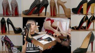 видео Купить обувь Christian Louboutin (Лабутены). Брендовые копии женской обуви Кристиан Лабутен в интернет магазине