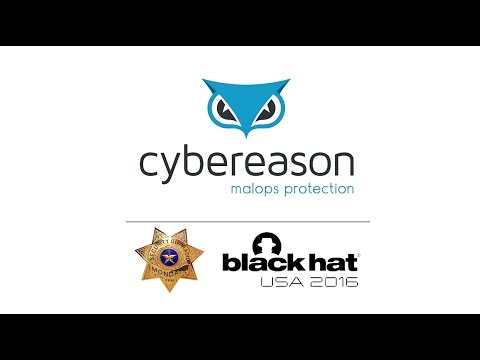 [237] CyberReason.com with Bill Keeler at Black Hat USA 2016