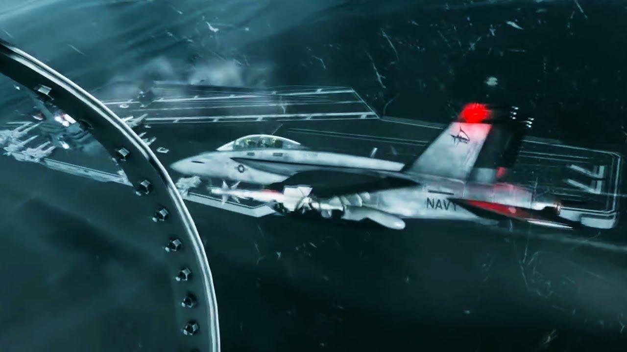 Epic Jet mission in Battlefield