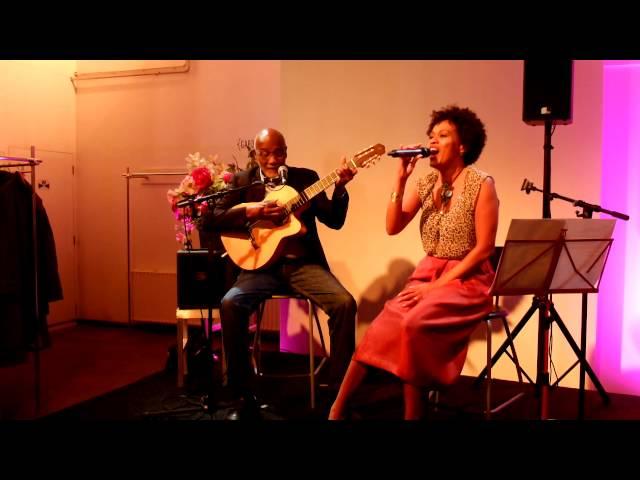 Borger en Manoushka Breeveld : oud Surinaamse liedjes 2